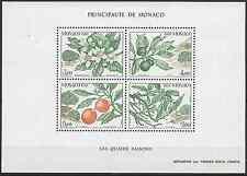 ---- FRANCE MONACO BLOC N°54 - NEUF ** AVEC GOMME D'ORIGINE - COTE 13€ ----