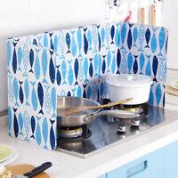 Küche Anti Splatter Shield Guard Kochen Bratpfanne Öl Spritzschutz co TPI