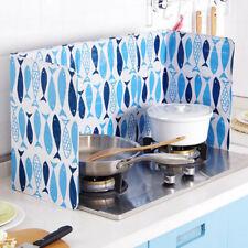 Kitchen anti splatter shield guard cooking frying pan oil splash screen cover BE
