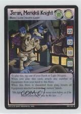 2004 Neopets - Trading Card Game Battle for #46 Jeran Meridell Knight (Foil) 2ic