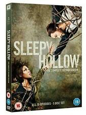 Sleepy Hollow - Season 2 DVD (2015) New & Sealed Region 2 UK Release