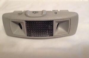 VW MK4 Golf IV Bora Passat Rear Interior Light / Alarm Sensor Grey 3B0 951 171D