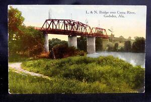 Gadsden, AL - L & N Bridge over Coosa River