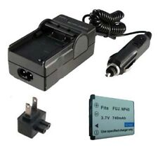 KLIC-7006 Battery&Charger for KODAK Easyshare Touch M577 M575 M23 Digital Camera