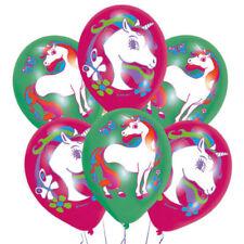 Ballons de fête ronds licorne pour la maison