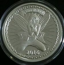 2016 SILVERBUG ALYX THE FAIRY PROOF .999 SILVER ROUND COIN WITH COA RARE HOT!