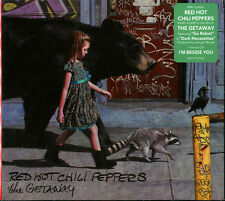 RED HOT CHILI PEPPERS The Getaway + bonus CD I'm Beside You  2CD NEW