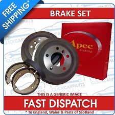 Rover 75 Mg Zt Rear Brake Discs And Pads & Hand Brake Shoes