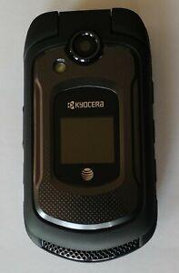 KYOCERA DURA XE E4710 4G LTE FLIP W/ CAMERA - AT&T - CLEAR IMEI