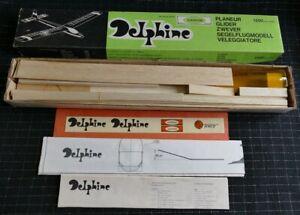 Svenson Delphine glider in Original BOX made in Belgium Nc.222-00-30485.