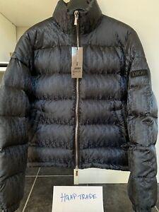 Dior Oblique Puffer Jacket - 48 - BRAND NEW - Comes With Original Receipt