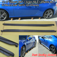 Bottom Line CS Style Side Skirts (Urethane) Fits 12-17 Scion FR-S / Toyota 86