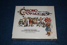 Chrono Trigger Original Soundtrack Nintendo