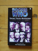 Doctor Who Short Trips, Monsters, 2004 hardback book