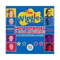 THE WIGGLES Hot Potatoes & Cold Spaghetti CD BRAND NEW Favourites & Rarities