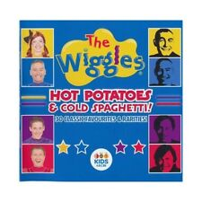 THE WIGGLES Hot Potatoes & Cold Spaghetti CD BRAND NEW Favourites & Rarities
