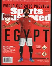 Sports Illustrated 2018 WORLD CUP Preview EGYPT Newsstand Issue Nr/Mint
