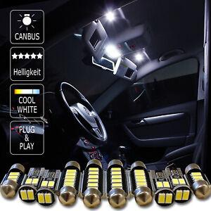 5630 PREMIUM LED Innenraumbeleuchtung für VW Polo 3 4 5 6N 6N2 9N 9N3 6R 6C GTI