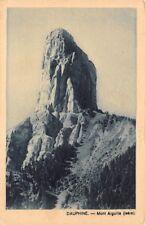 Mont Aiguille - (Isère) - Dauphiné