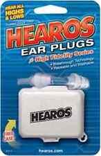 Hearos 211EAR Hi Fi Ear Plg 2/Pk W/Free Case