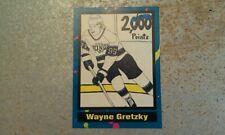 Wayne Gretzky Los Angeles Kings Cartoon Tuff Stuff Jr RARE ODDBALL