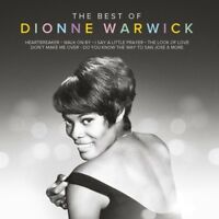 Dionne Warwick The Best of 2 CD NEW