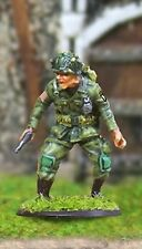 The Collectors Showcase Ww2 American Cba029 101St Airborne Lt. Colonel Cole Mip
