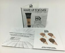 LOT 2 Make Up For Ever Ultra HD Perfector Blurring Skin Tint Sample 06 08 10 12