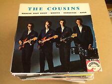 45T EP / THE COUSINS - MARCHE TOUT DROIT