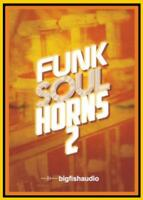 New Big Fish Audio Funk Soul Horns 2 Kontakt PC MAC eDelivery