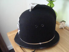 IMMACULATE STAFFORDSHIRE PC/SGT COXCOMBE TYPE  HELMET 61 CM
