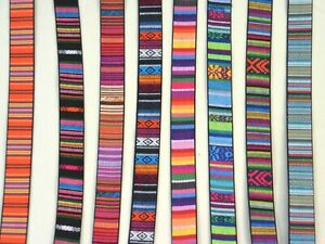 Faux Leather Woven Braid -for belts, clothing trim, straps, dog lead, bag handle