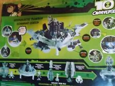 Bandai Ben10 Omniverse Intergalactic Plumber Command Centre Boys 4 yrs + New