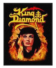 KING DIAMOND - Patch Aufnäher - Fatal Portrait 10x8cm