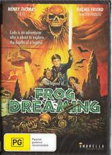 THE LEGEND OF FROG DREAMING - HENRY THOMAS -  NEW & SEALED DVD - FREE LOCAL POST