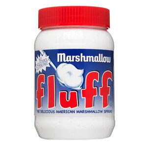 MARSHMALLOW FLUFF VANILLA CREAM SPREAD USA IMPORT 213g