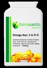 Omega - 3 Vitamins & Minerals
