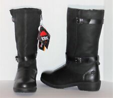 TOTES ALL WEATHER FASHION BOOTS - BLACK - WATERPROOF – LADIES SIZE 11M – NWT $90