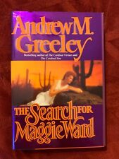 The Search for Maggie Ward by Andrew M. Greeley (1991, Hardcover)