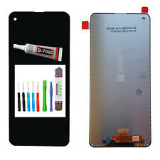 Display für Samsung Galaxy A21S SM-A217F LCD TouchScreen Bildschirm Schwarz TOOL