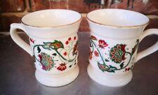 Unboxed Earthenware Hornsea Pottery Mugs