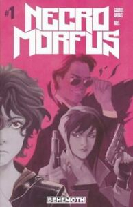 Necromorfus #1 - 1st Print Behemoth Comics 2020 New Series N/M