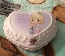 """New~Precious Moments """"There's Always A Place.."""" #111768~Club Exclusive Porcelain"""