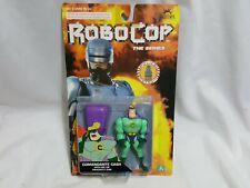 NEW Robocop Italian Version Comandante Cash Toy Figure Sealed Rare commander