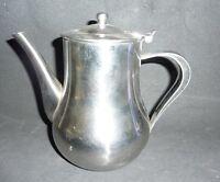 STAINLESS STEEL TEAPOT , TEA POT  4-6 cups, 900 mls