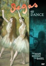 DEGAS AND THE DANCE the man behind the easel  DVD NEW
