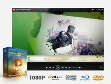 dvdfab media-player, play dvd blu-ray audio video mp4 avi mpg avi divx mehr
