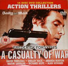 Frederick Forsyth's A Casualty of War (DVD), David Threlfall, Shelly Hack.