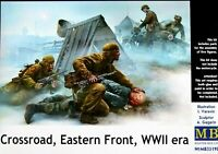 MASTER BOX - MB35190 CROSSROAD, EASTERN FRONT, WWII ERA - SCALE 1:35