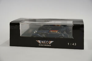 NEO Mercedes-Benz 540K Type A Open Cabriolet 1:43 NEO46165